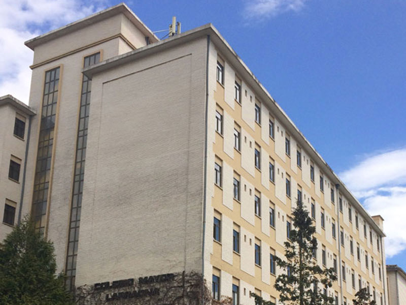 Albergue residencia larraona reaj for Ducha ya pamplona