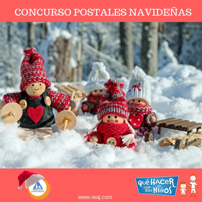 Hacer Postales Navidenas Fotos.Concurso Postales Navidenas Con Reaj Y Que Hacer Con Los